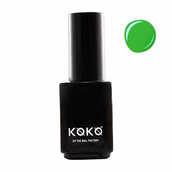 Koko Naıl Neon Yeşil Kalıcı Oje Bad Hair Day 51