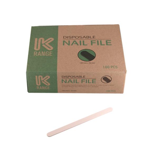 Koko Naıl Tek Kullanımlık Beyaz Kağıt Törpü 120/80 Grıt 1 Adet Fiyatıdır