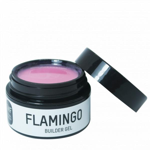 Koko Naıl Protez Tırnak Jeli Flamingo Koyu Pembe 20gr