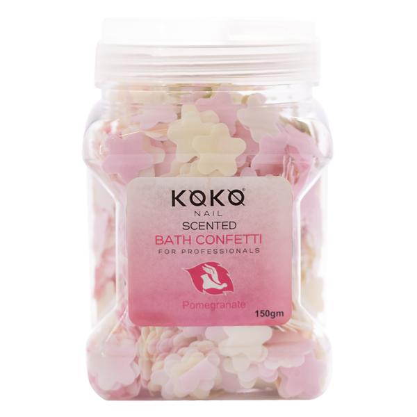 Koko Naıl Kokulu Banyo Konfeti Nar 150gr