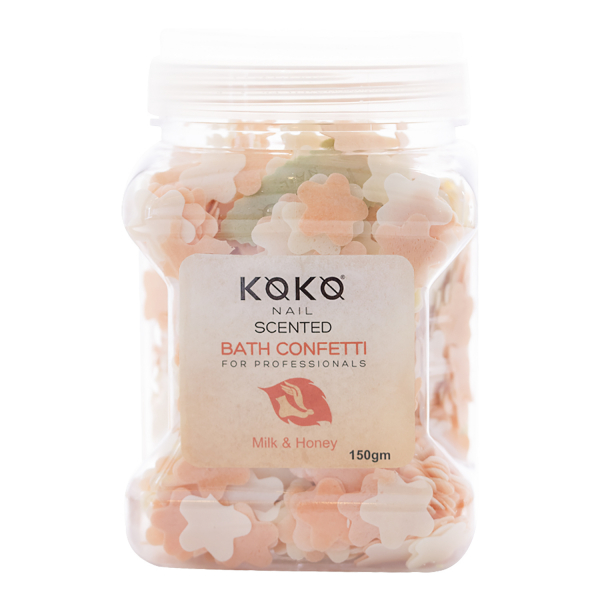 Koko Naıl Kokulu Banyo Konfeti Bal&Süt 150gr
