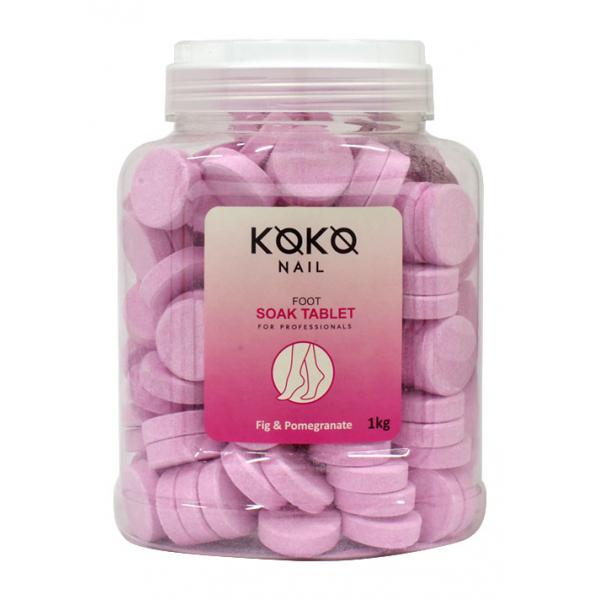 Koko Naıl Pedikür Suda Bekletme Tablet Nar 700gr
