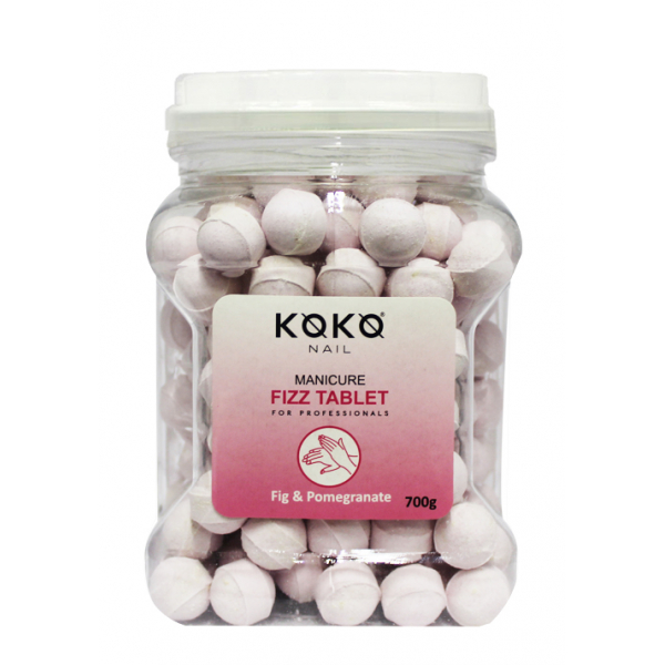 Koko Naıl Manikür Suda Bekletme Tablet Nar 700gr