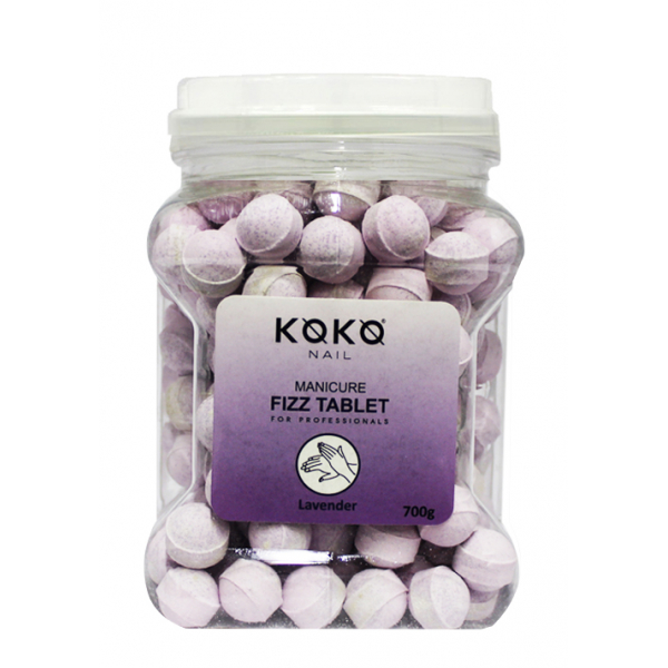 Koko Naıl Manikür Suda Bekletme Tablet Lavanta 700gr