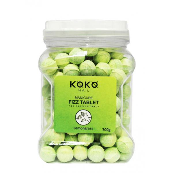 Koko Naıl Manikür Suda Bekletme Tablet Limon Otu 700gr