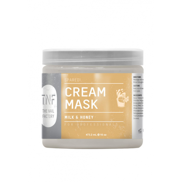 Koko Naıl Krem Maske Bal & Süt 450gr
