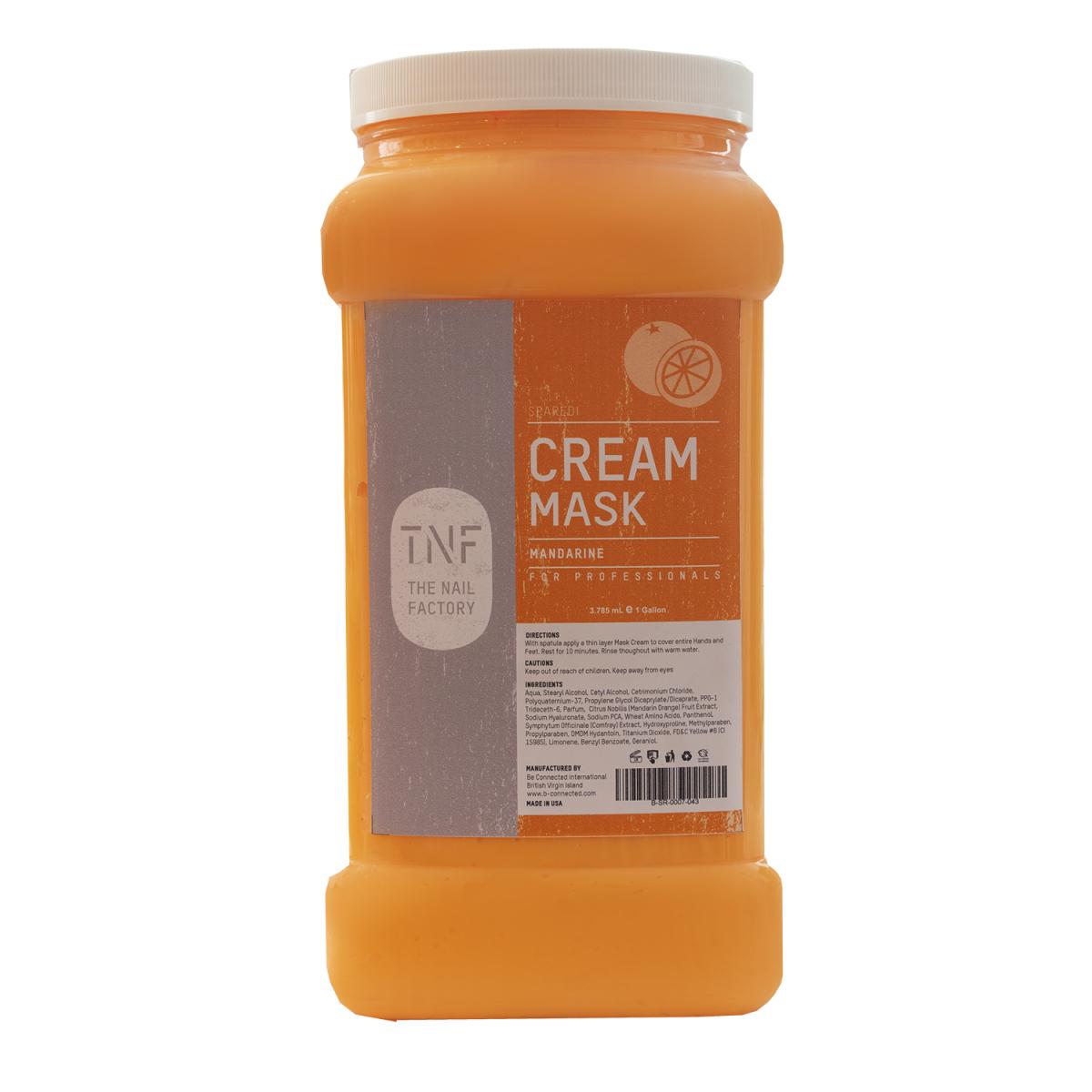Krem Maskesi Mandalina 3.6 Kg