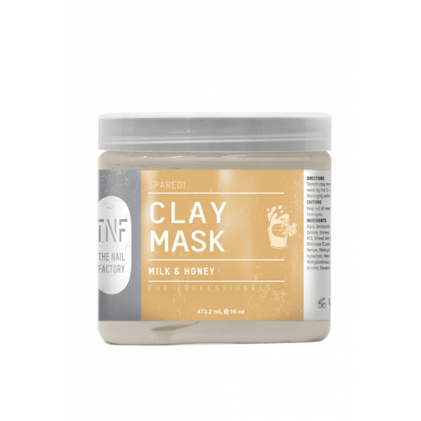 Koko Naıl Kil Maskesi Bal & Süt 450gr