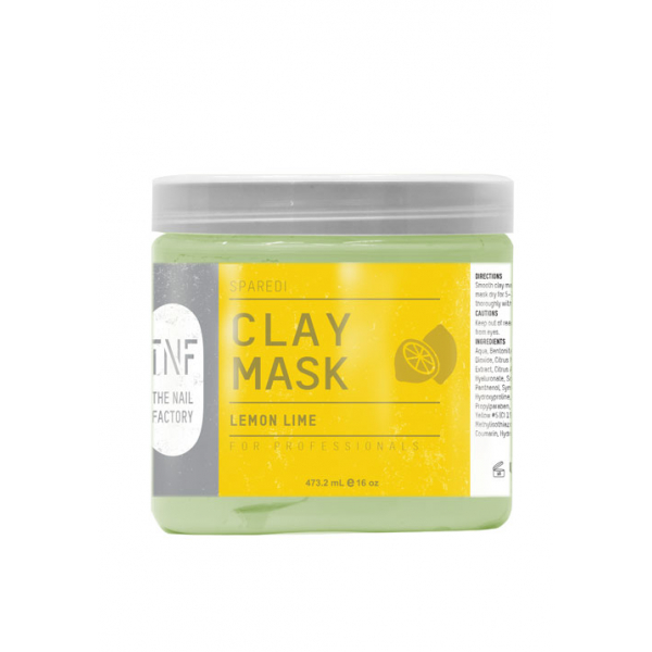 Koko Naıl Kil Maskesi Limon 450gr