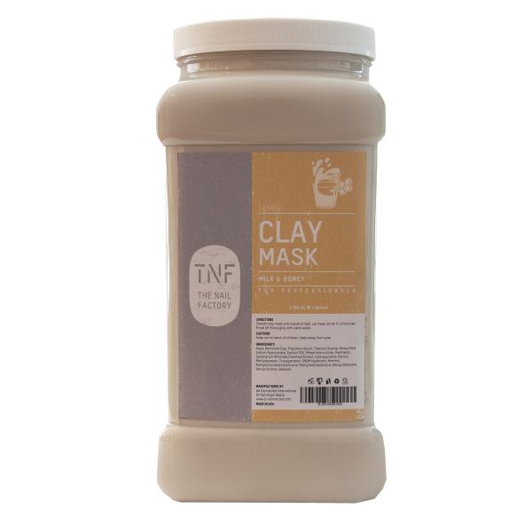 Koko Naıl Kil Maskesi Süt & Bal 3.6 Kg