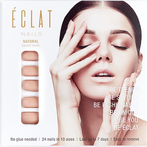 ECLAT NAILS Eclat Takma Tırnak ( Natural )