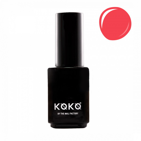 Koko Naıl Neon Pembe Kalıcı Oje Scream! 74