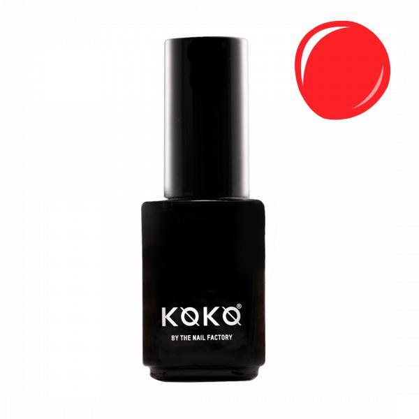 Koko Naıl Kırmızı Kalıcı Oje Mon Cherry 76
