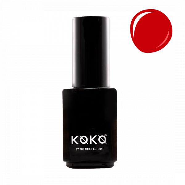 Koko Naıl Koyu Kırmızı Kalıcı Oje Deep Sapphıre 77