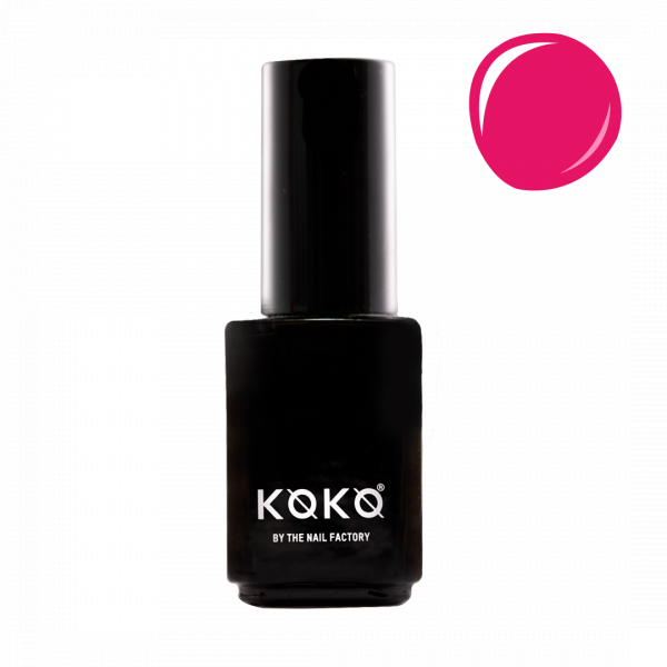 Koko Naıl Neon Pembe Kalıcı Oje Paris Hilton 57