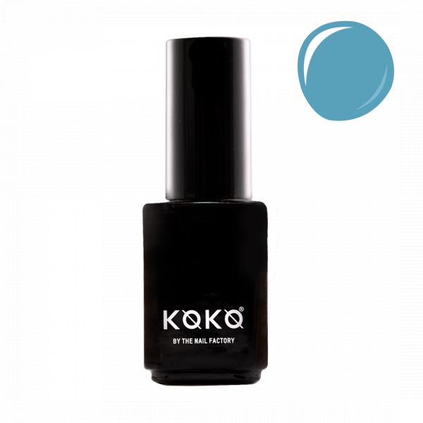 Koko Naıl Açık Mavi Kalıcı Oje Ocean Ally 58