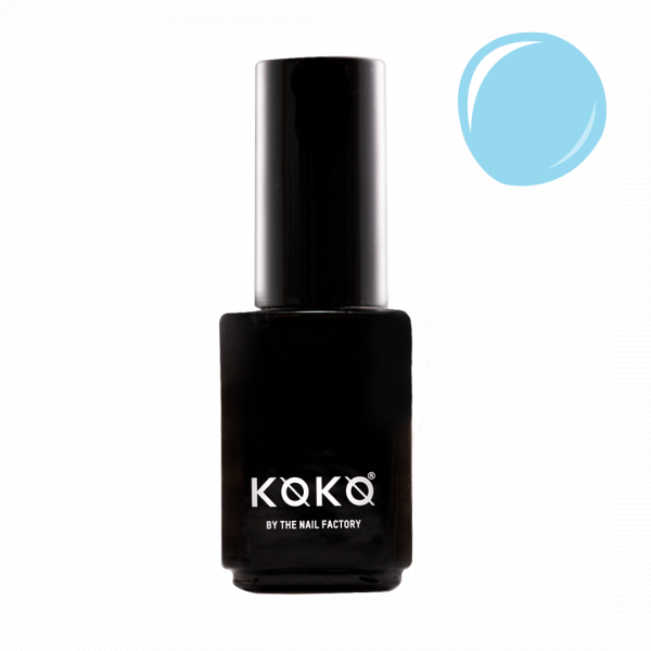 Koko Naıl Buz Mavisi Kalıcı Oje Baby Come Back 59