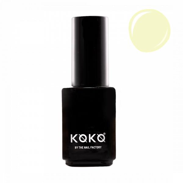 Koko Naıl Açık Sarı Kalıcı Oje Sunflower 60