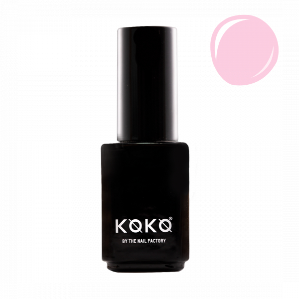 Koko Naıl Açık Pembe Kalıcı Oje Shy Girl 61