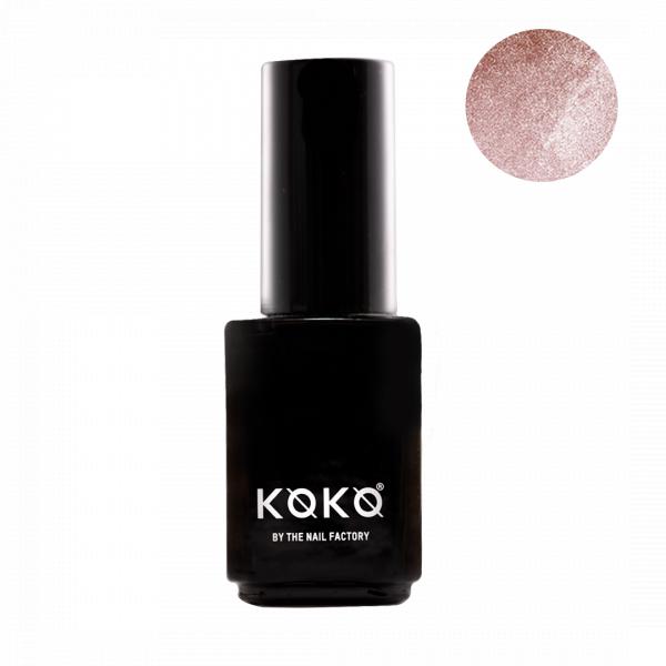 Koko Naıl Bakır Simli Kalıcı Oje Glitz & Glamour 67