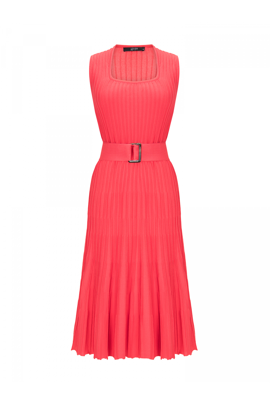 Waisted Dress Pink