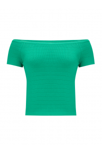 Herve Blouse Green