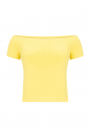 Herve Blouse Yellow