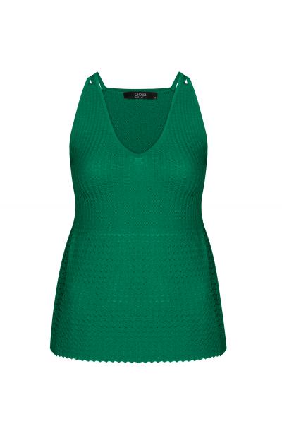 Stitch Blouse Green