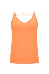 Smooth Blouse Orange