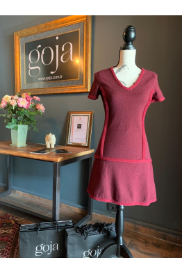 Chan Dress Red