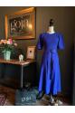 Belted Dress Blue