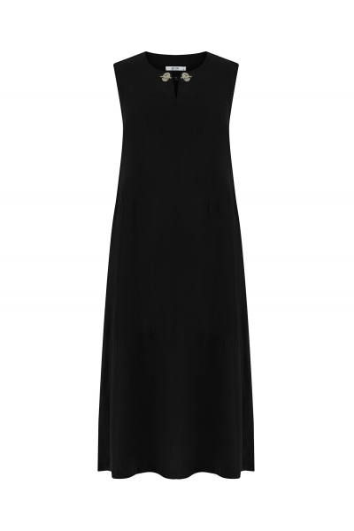 Plain Dress Black