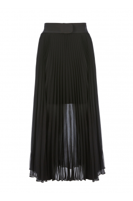Meltem Özbek FALL-WINTER 2020 PLEATED SKIRT