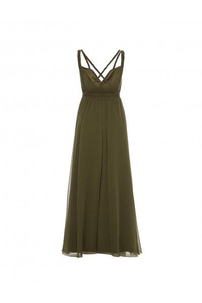 NEW SEASON SS20 GREEN DRESS