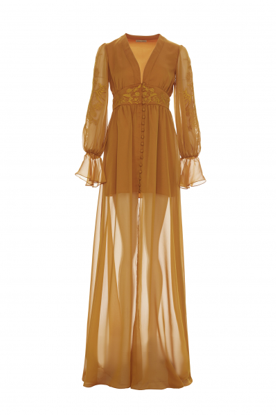 NEW SEASON SS20 LONG DRESS