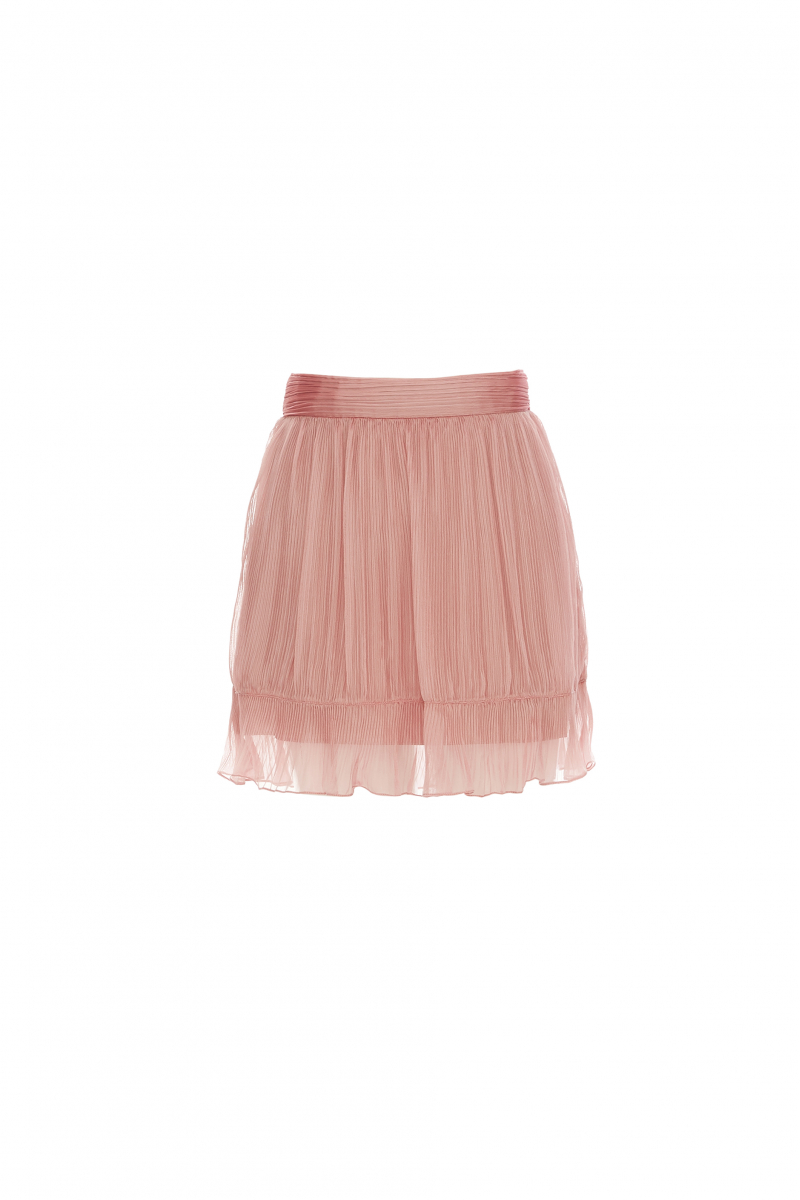 NEW SEASON SS20 PINK SKIRT