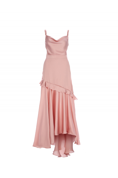 NEW SEASON SS20 PINK DRESS