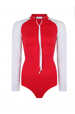 Maliluha Red Swimsuit
