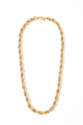 Necklace -  Yayla  #002  - Gold Plated