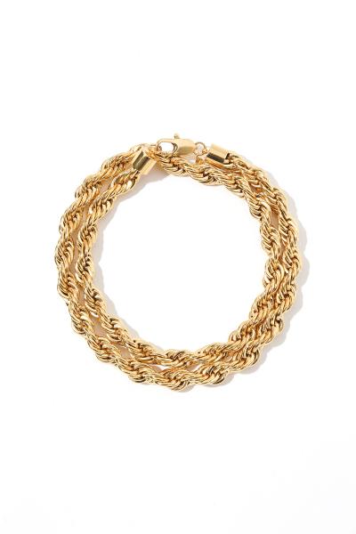 Necklace -  Yayla  #002  - Gold Plated Necklace -  Yayla  #002  - Gold Plated