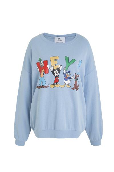 Sweatshirt  - Seoul Fantasy #3- Coton Blend - Sweatshirt  - Seoul Fantasy #3- Coton Blend -