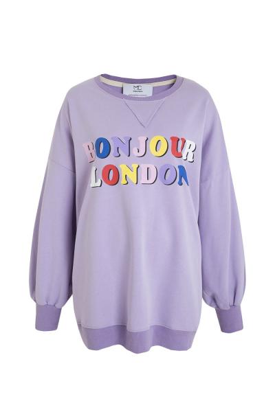 Sweatshirt - Seoul Fantasy #2- Coton Blend - Sweatshirt - Seoul Fantasy #2- Coton Blend -