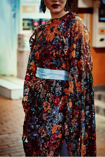 Evening - Iconic Couture Long Dress #1   Hong Kong Shooting Evening - Iconic Couture Long Dress #1   Hong Kong Shooting