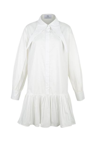 Shirt Dress - Iconic Collar  - Hong Kong Shooting - Other Colors Available Shirt Dress - Iconic Collar  - Hong Kong Shooting - Other Colors Available