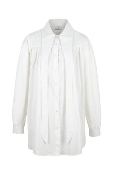 Shirt - Iconic Collar  - Hong Kong Shooting - White - Many Colors On Demand Shirt - Iconic Collar  - Hong Kong Shooting - White - Many Colors On Demand