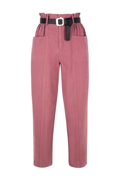 Denim With Belt Rose Jeans Denim With Belt Rose Jeans