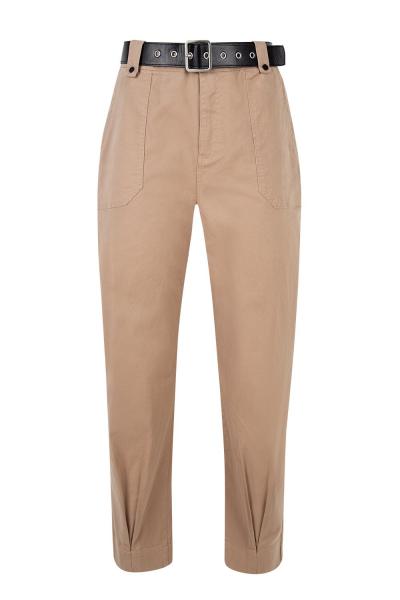 Pants & Belt Set- Gabardine - Rose Pants & Belt Set- Gabardine - Rose