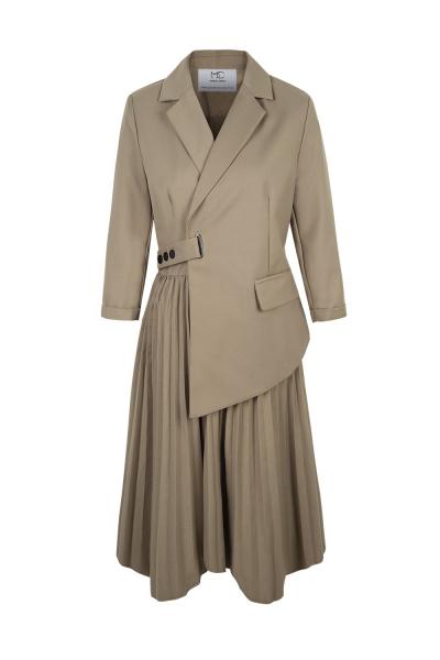 Dress Asymetric Jacket-Skirt Dress Asymetric Jacket-Skirt