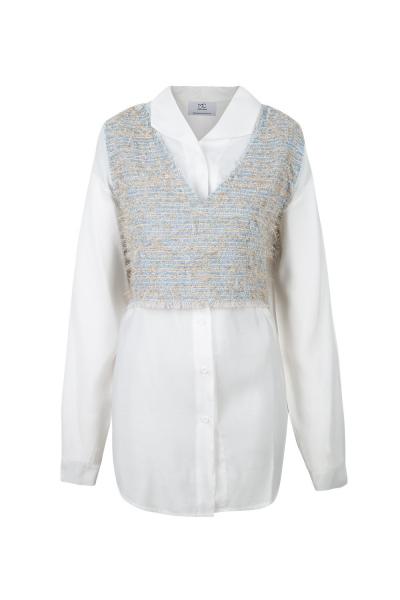 Set - Jersey Knit & Shirt Set - Jersey Knit & Shirt