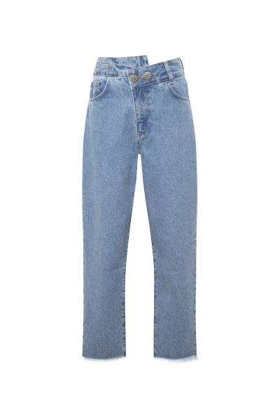 Denim Blue Jeans *Recycled Cotton* Denim Blue Jeans *Recycled Cotton*